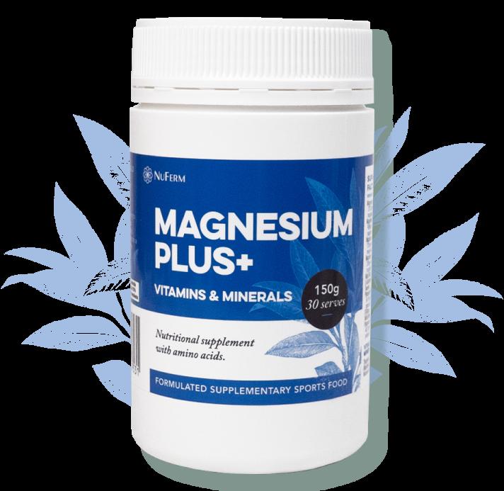 Nuferm Magnesium Plus
