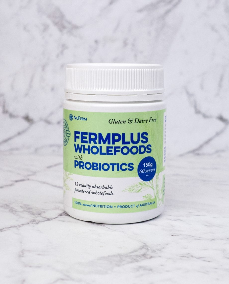 FermPlus Fermented Wholefoods with Probiotics