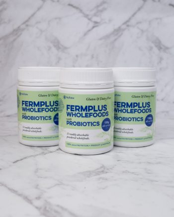 FermPlus Fermented Wholefoods with Probiotics